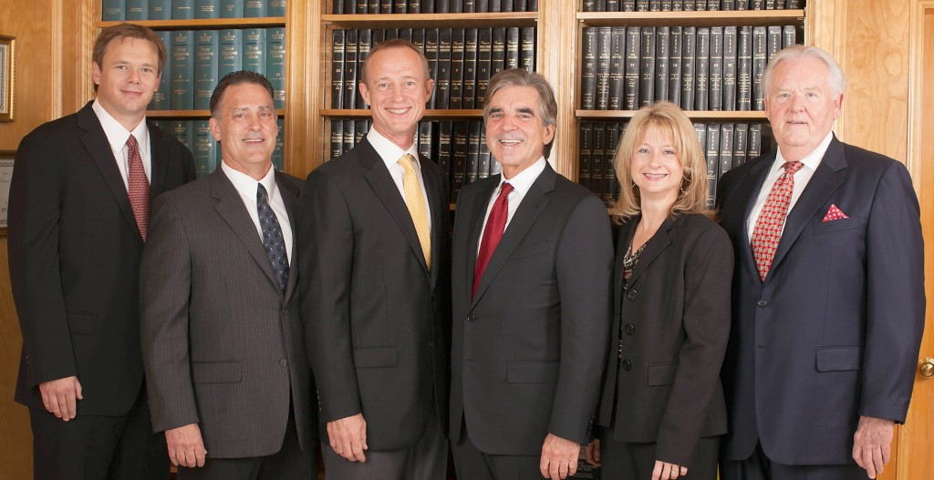 Tough, trustworthy, dependable injury lawyers.